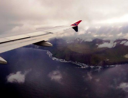 Úticél: Izland… helyett a…