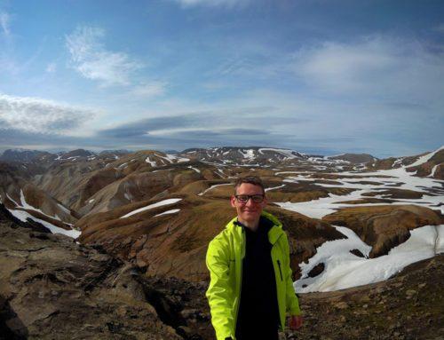 Laugavegur túra, Izland